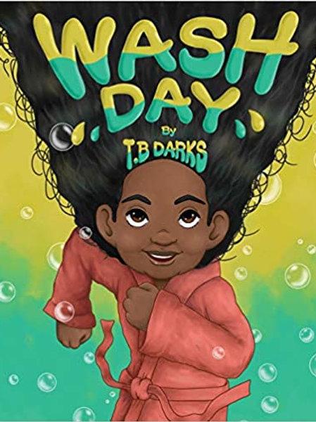 Wash Day by T. B. Darks