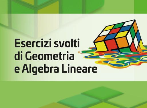 CATINO MONGODI - Esercizi svolti di Geometria e Algebra Lineare