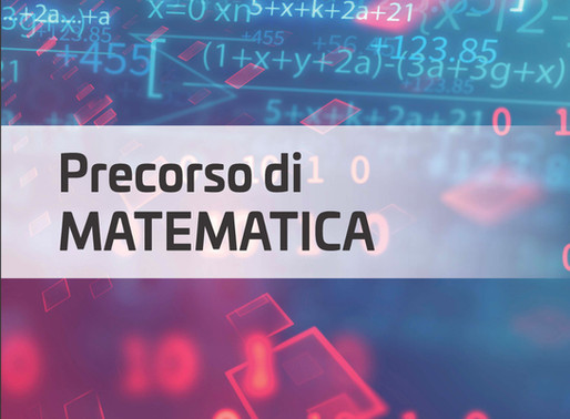 IANNELLA MEGLIOLI PUNZO - Precorso di Matematica