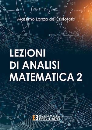 Lanza de Cristoforis - Analisi Matematica 2