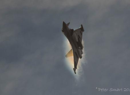 Typhoon Display at RAF Coningsby