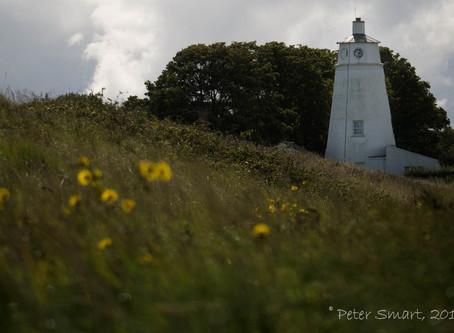 The Sir Peter Scott Lighthouse, Sutton Bridge, Lincolnshire