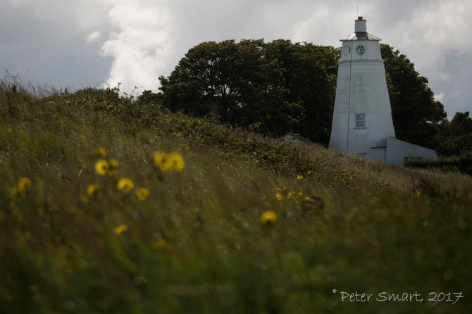The Sir Peter Scott Lighthouse, Sutton Bridge, Lincolnshire