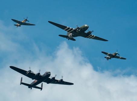 Celebrating the Royal Air Force at 100