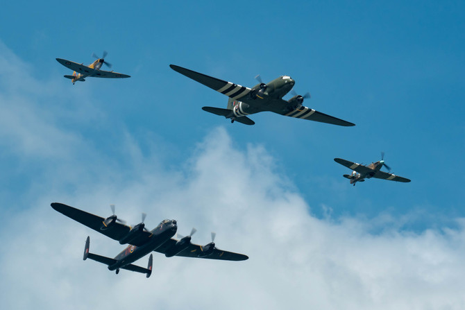 Celebrating the Royal Air Force at 100