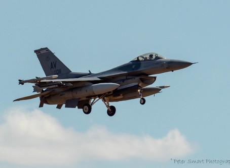 A Visit to RAF Lakenheath
