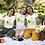 Thumbnail: Cancer Ninja Lymphoma Awareness Short-Sleeve Unisex T-Shirt