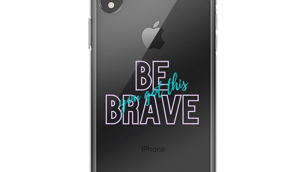 Cancer Ninja Be Brave You Got This i Phone Case
