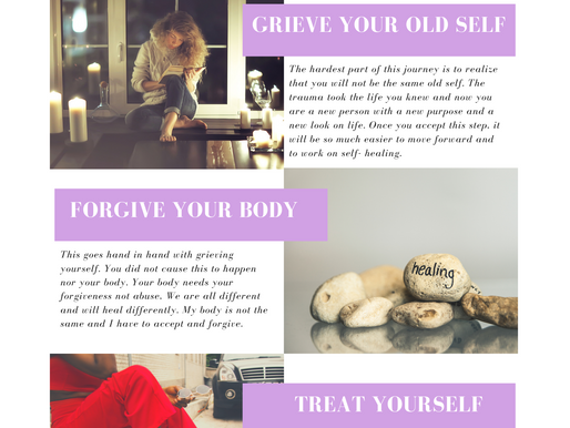 6 Steps To Getting Your Life Back