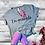 Thumbnail: I'm-possible Womens V-Neck T-Shirt