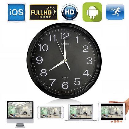 Duvar Saati Canlı İzleme & Kaydetme Wi-Fi Kamera ZNT-061
