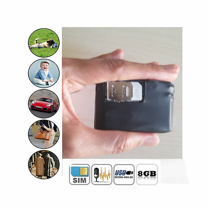 Araç Takip, Dinleme, Ses Kayıt Cihazı ZNT-065