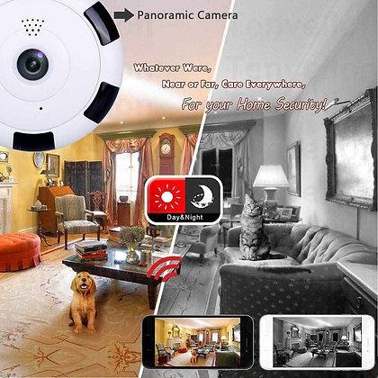 Full HD. Canlı İzleme Kaydetme Wi-Fi Kamera ZNT- 7702