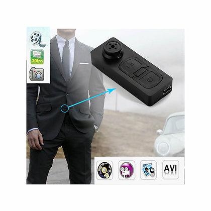 Özel Yapım Titreşimli Düğme Kamera  (3 Saat Video Kaydı)  ZNT-055