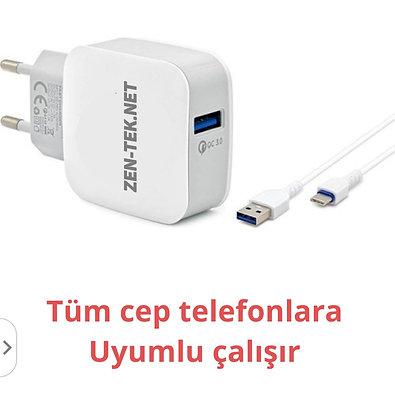32GB. Destekli Ses Kaydedici Şarj Adaptörü. Model. ZNT-0143-R