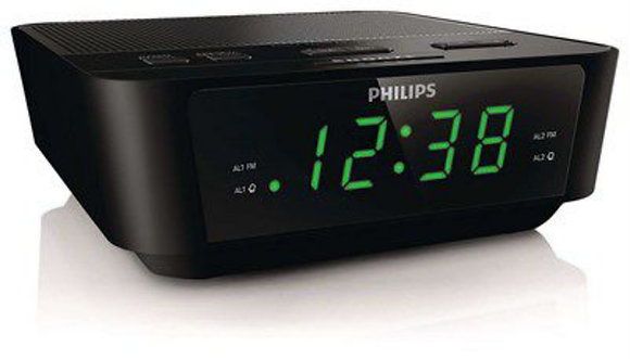 Radyolu Saat Full HD. Canlı İzleme & Kaydetme Wi-Fi Kamera 32 GB. Hafıza ZNT-233