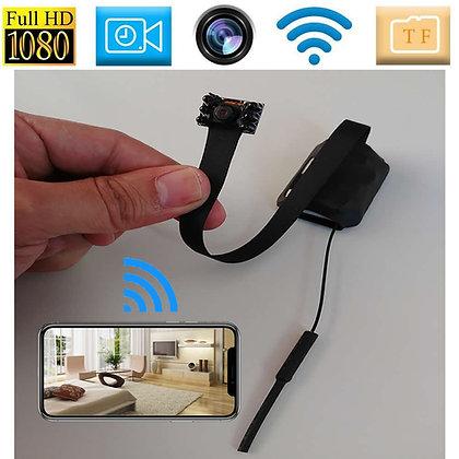 Gece Görüşlü Kamera Canlı İzleme &  Kaydetme Wi-Fi Kamera ZNT-026-R