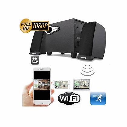 2+1 Ses Sistemi Full HD. Canlı İzleme & Kaydetme Wi-Fi Kamera ZNT-058