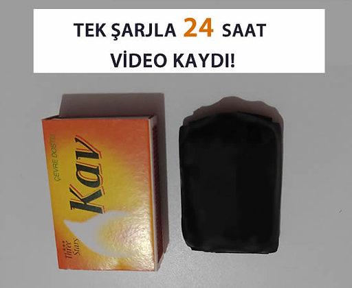 32 GB. Hafızalı Ultra Mini Kamera 24 Saate Kadar Kesintisiz Video Kaydı. ZNT-317