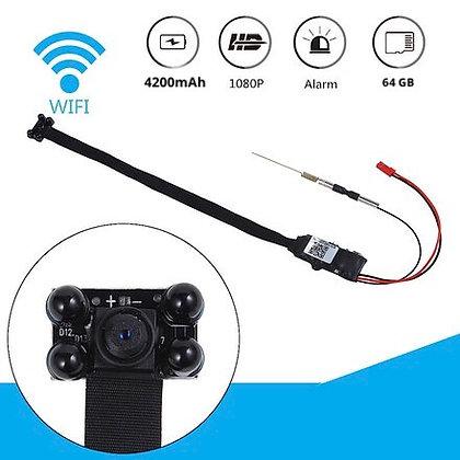 Gece Görüşlü Kamera  Canlı İzleme &  Kaydetme Wi-Fi Kamera ZNT-026-Z