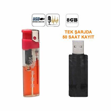 Ses Sensörlü Mini Ses Kaydedici   ZNT-022-S