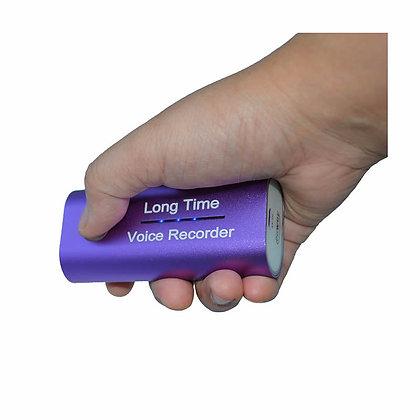 Tek Şarjla 400 Saate Kadar Ses Kaydı.  Powerbank 32 GB. Hafıza Desteği ZNT-071
