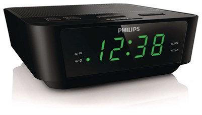 Radyolu Saat Full HD. Canlı İzleme & Kaydetme Wi-Fi Kamera ZNT-157-K