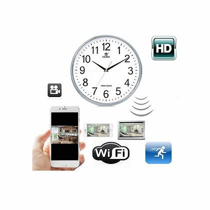 Duvar Saati Canlı İzleme &  Kaydetme Wi-Fi Kamera ZNT-023