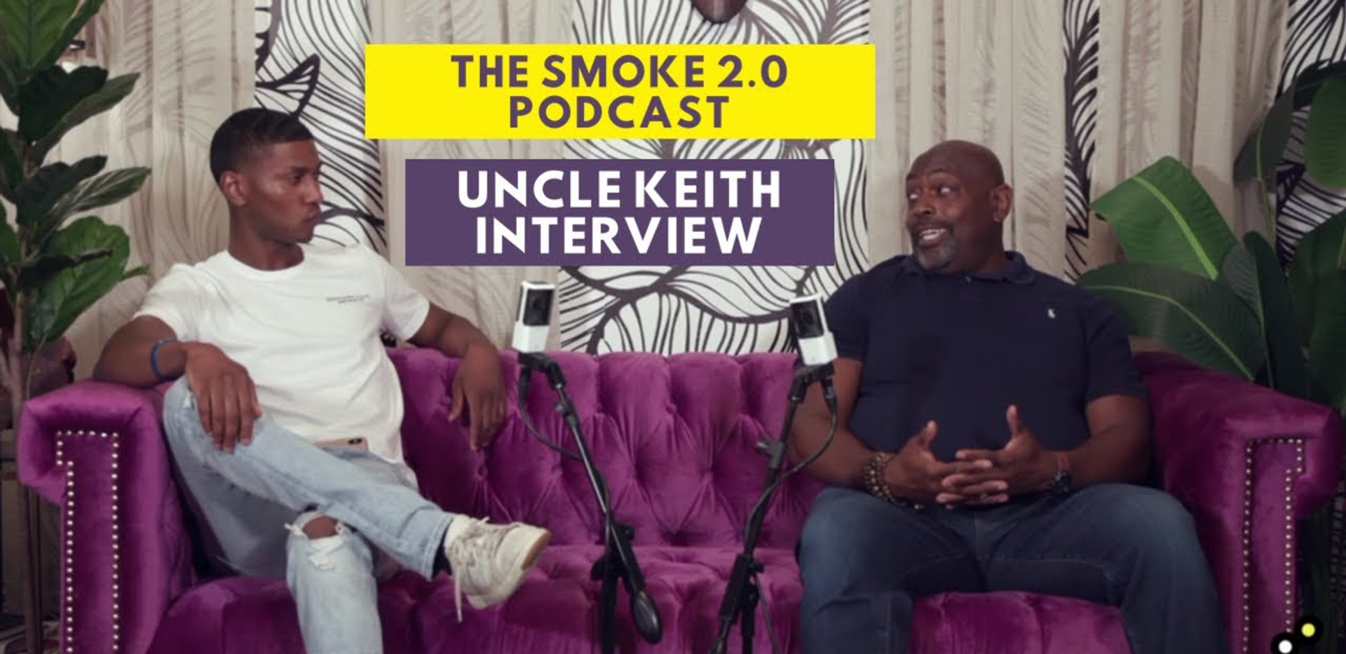 Protect your energy: Newark, NJ Detective talks about Spirituality I The Smoke 2.0 Podcast