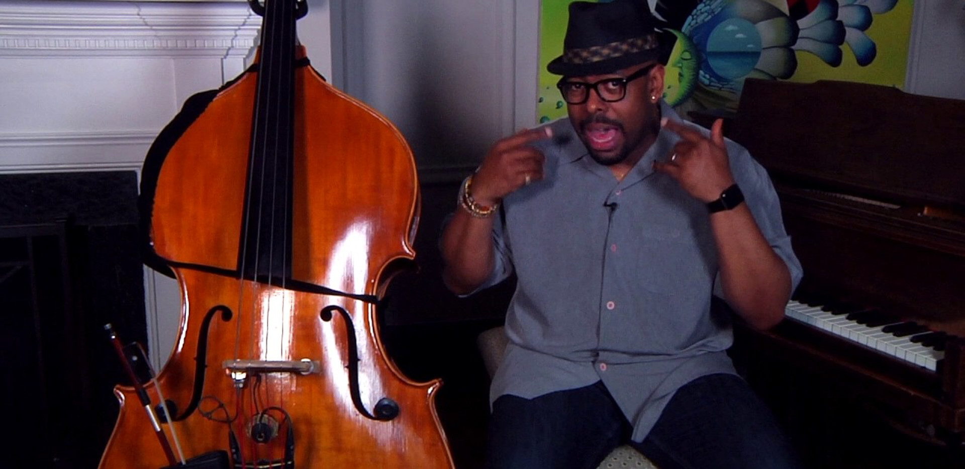 Ear Trumpet Labs with Christian McBride