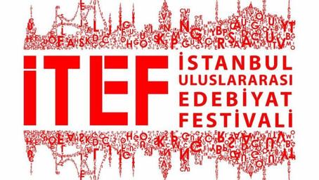 12. İstanbul Uluslararası Edebiyat Festivali Online Olarak Gerçekleştirilecek!