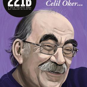 Türkiye'nin İlk ve Tek Polisiye Kültür Dergisi 221B'nin 26. Sayısı Çıktı!
