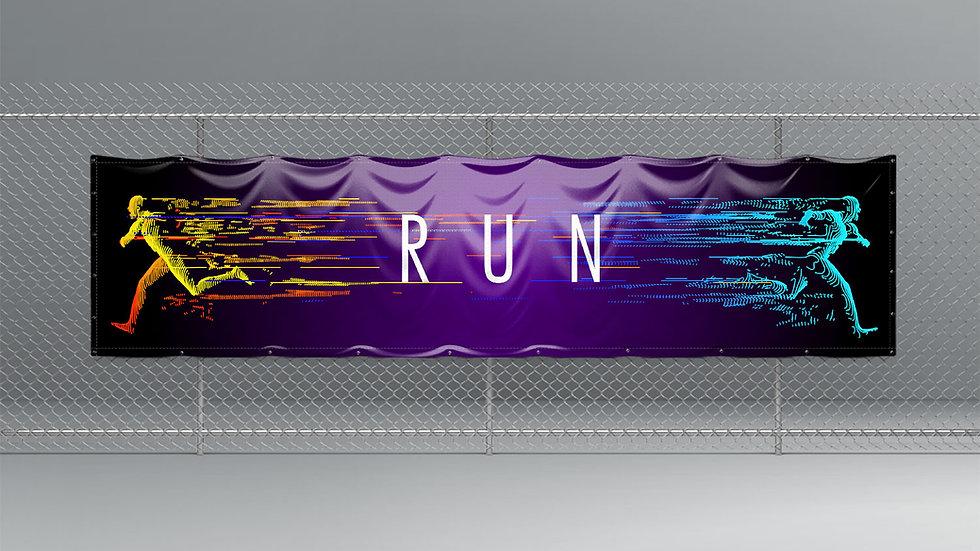 Outdoor Banner Design