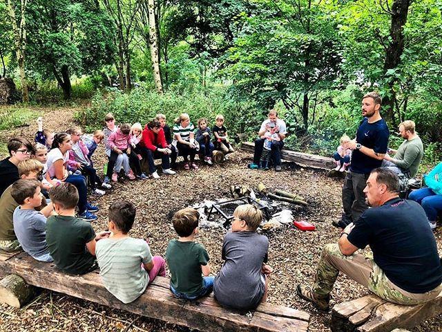 Kids Bushcraft and Survival School