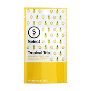 Select Bites Gummies Tropical Trip 100mgTHC