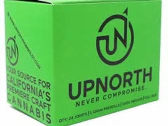 Up North Indoor GMO 3.5g (29.23% THC)
