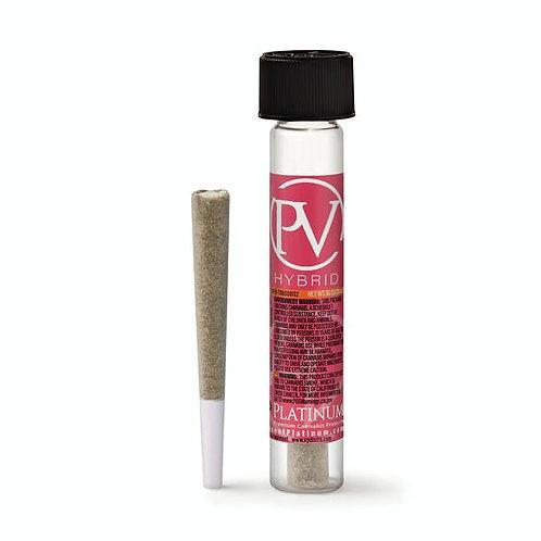Platinum Vape PreRoll Orange Zkittlez 1g (18.60% THC)