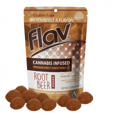 Flav Sweet Drops THC Root Beer 100mgTHC