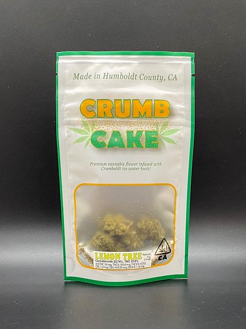 Emerald Genetics Crumb Cake Infused Flower Lemon Tree 3g (20.17% THC)