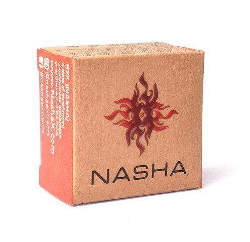 Nasha Orange Powder Hash Dozizoz 1g (56.27% THC)