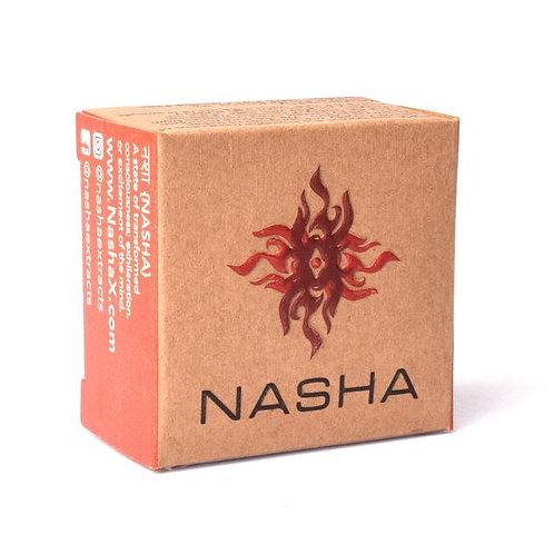 Nasha Orange Powder Hash Rebel Moon 1g (52.08% THC)