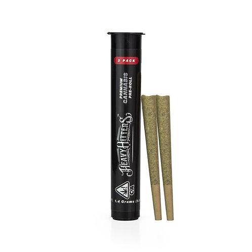 Heavy Hitters PreRoll (2 pack) ChemDriver (23.16% THC) 1.4g