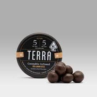 Kiva Terra Bites CBD Almond 100mgTHC/100mgCBD
