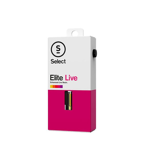 Select Elite Live Cartridge Diamond OG .5g (87.68% THC)