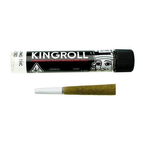 Kingroll Infused PreRoll Kosher Kush x Sky OG 1.3g (49.44%THC)