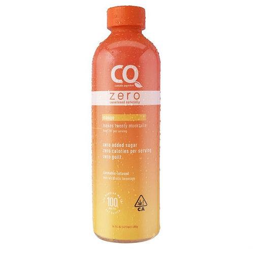Cannabis Quencher Tropical Mango 100mgTHC 16 FL OZ
