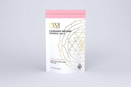 OM Body Mineral Salt Himalayan Kush 23mgTHC/23mgCBD