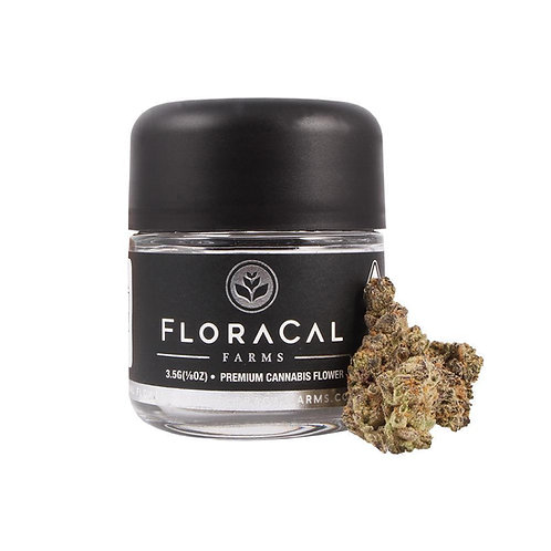 FloraCal Indoor Diamond Cut 3.5g (28.42%THC)