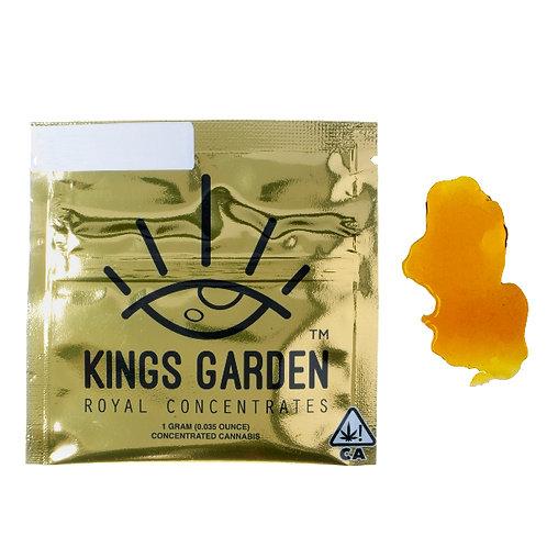 *In-Store Only* Kings Garden Live Shatter Banana OG 1g (83.44%THC)