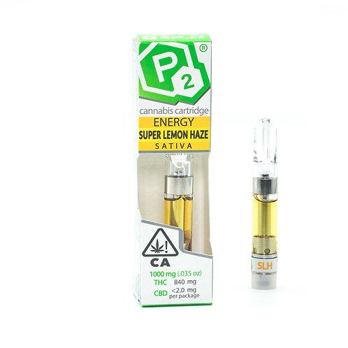 PUREXTRACTS P2 Cartridge Super Lemon Haze 0.5g (82.55% THC)